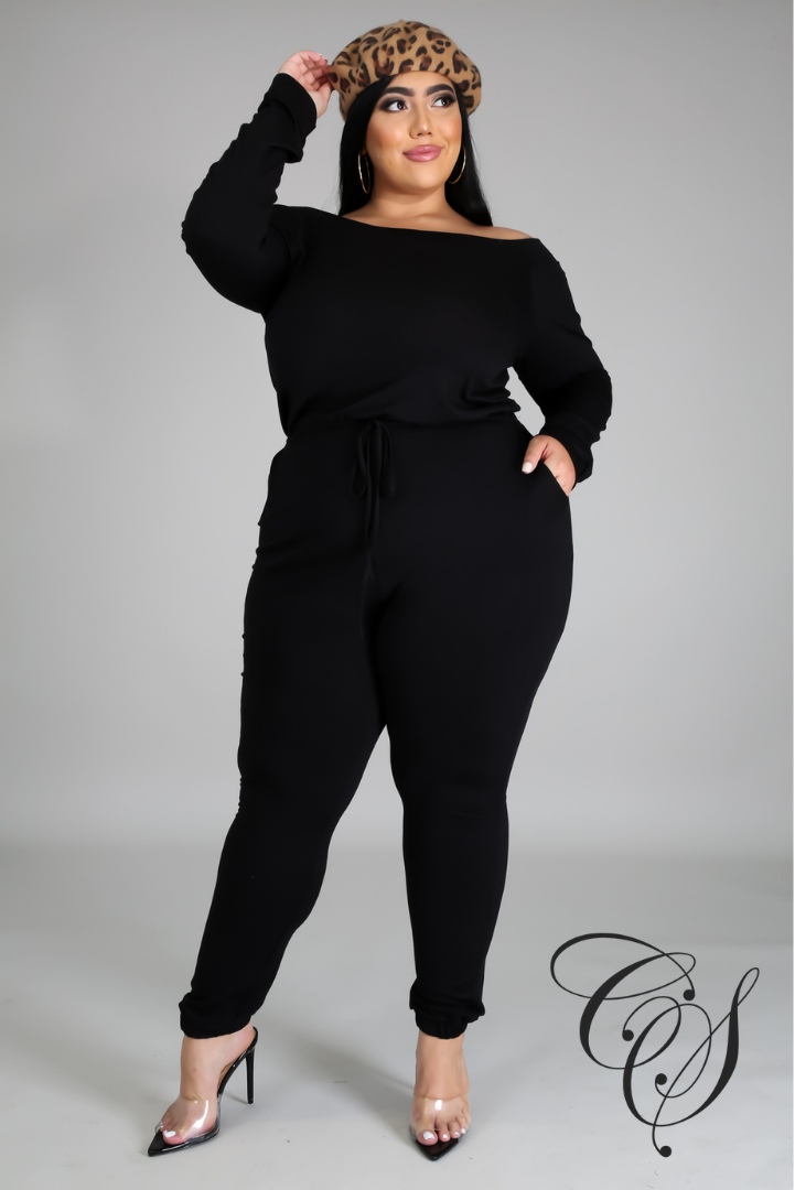 Tammy Off the Shoulder Jumpsuit