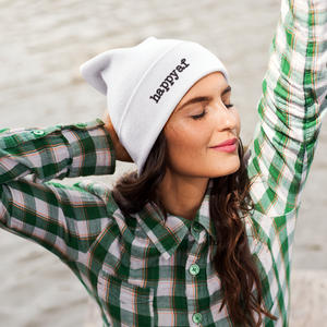 Happy Knit Beanie | happyaf