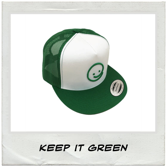 Classic Trucker: Keep It Green
