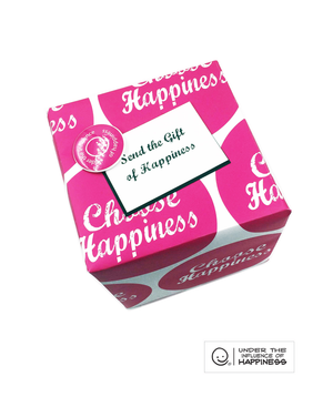 Happy Knit Beanie | Gift Box - Under the Influence of Happiness