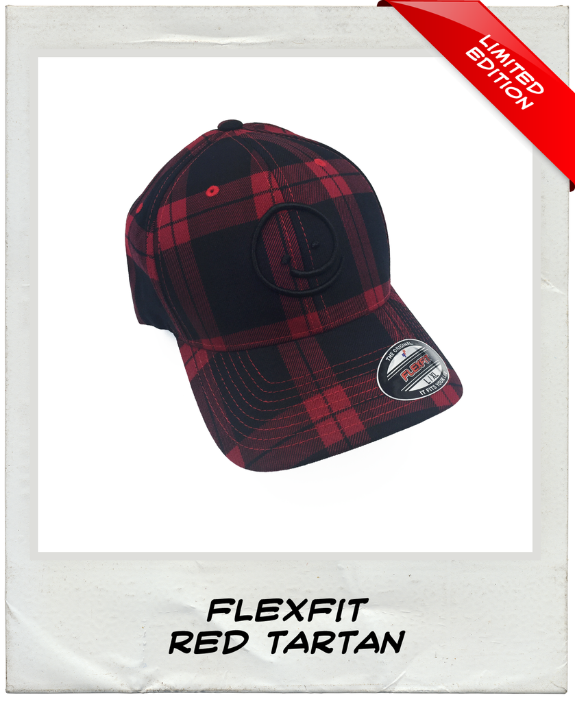 Flexfit: Red Tartan - Under the Influence of Happiness
