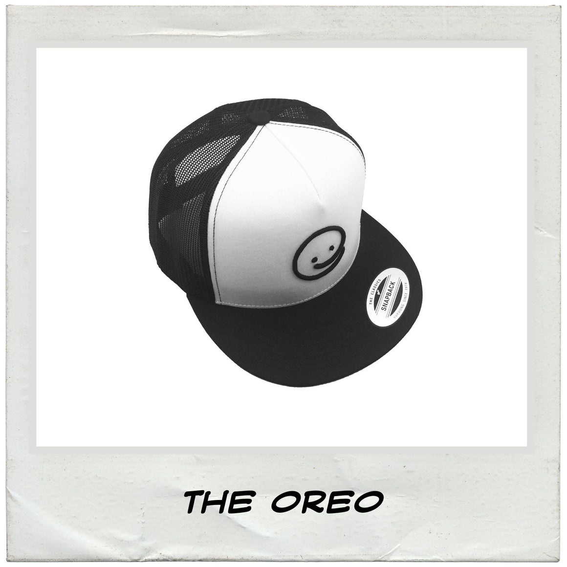 Classic Trucker: The Oreo - Under the Influence of Happiness