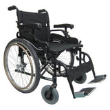 High Strength X-Wide Lt Wt Wheelchair KM8520Q20W-HA