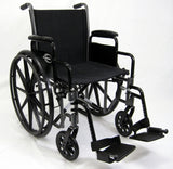 Lightweight Deluxe Wheelchair