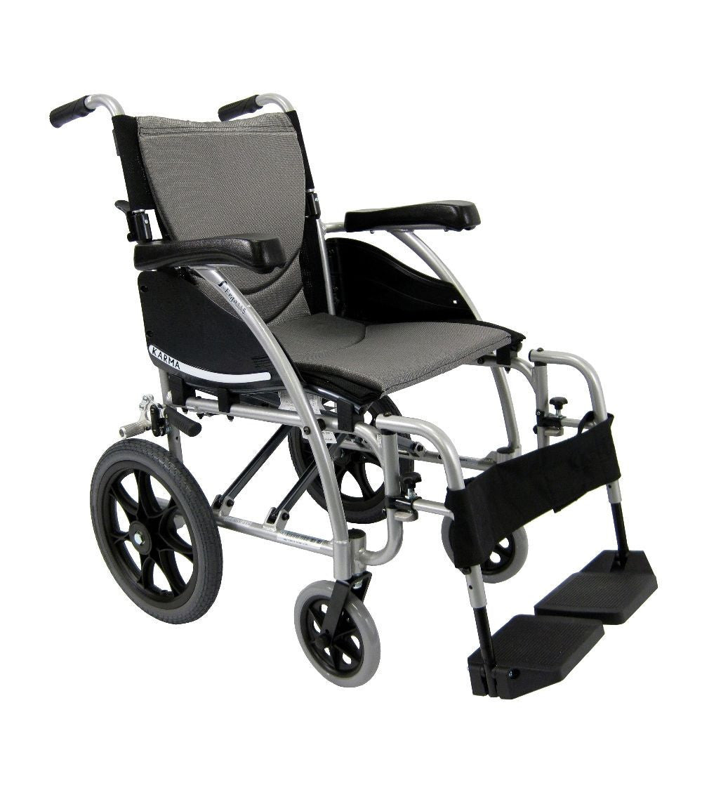 Lightweight Transport Companion Wheelchair