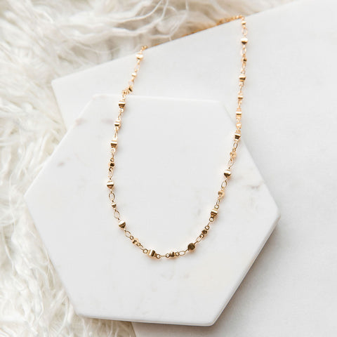 Connect the Dots Choker