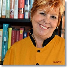 Featured Food Blogger of the Week: Linda Baker of Lindy Sez