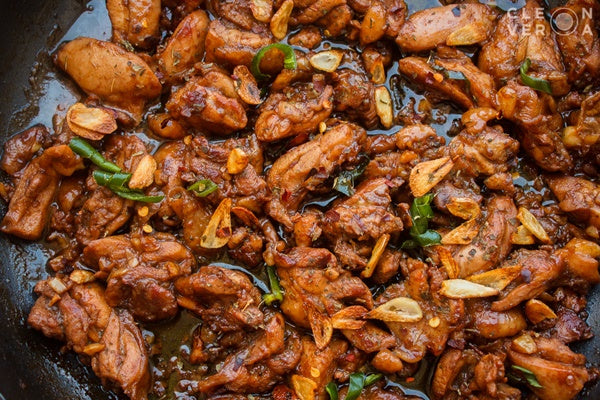 chicken salpicao recipe