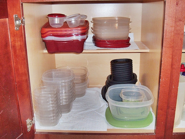 Store Containers with Lids