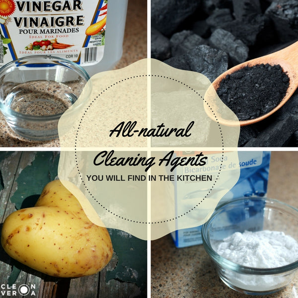All-natural Cleaning Agents