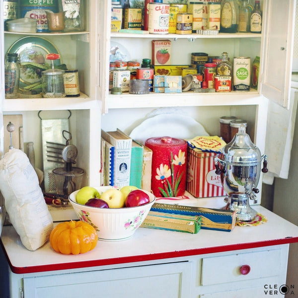 3 Ways to Simplify Your Kitchen Spring Cleaning - shelf life of common food items