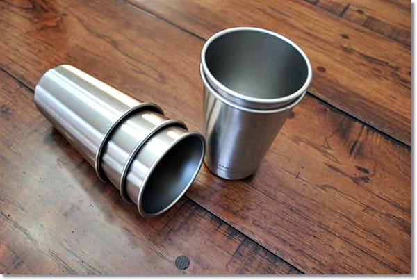 stainless steel cups last longer