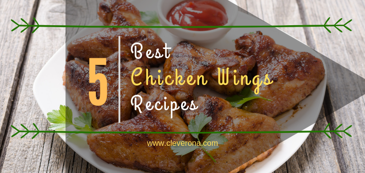 5 Best Chicken Wings Recipes