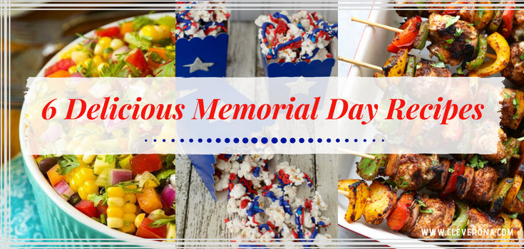 6 Delicious Memorial Day Recipes