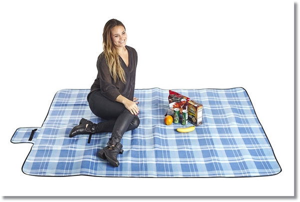 Extra Large Fleece Picnic Blanket