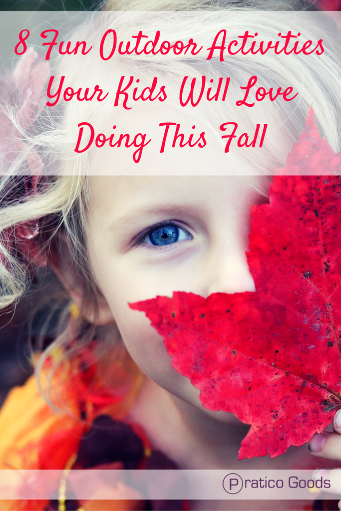 8 Fun Outdoor Activities Your Kids Will Love Doing This Fall