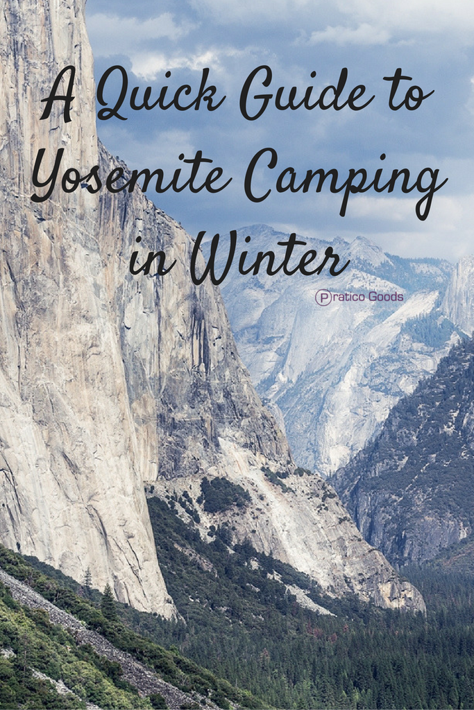 guide to yosemite camping
