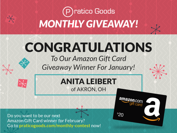 $20 Amazon Gift Card Contest