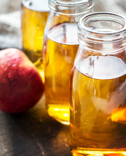Apple-Ginger Kombucha