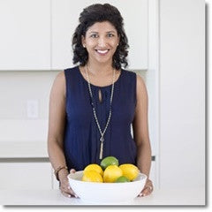 Featured Food Blogger of the Month: Sonali Ruder of The Foodie Physician