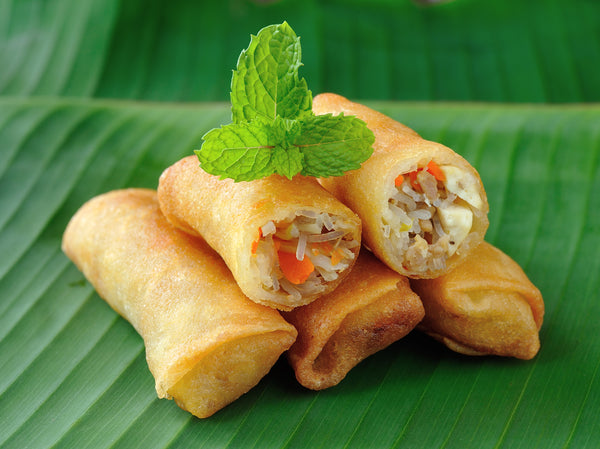 spring rolls for picnic