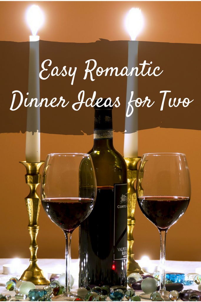 easy romantic dinner ideas for two