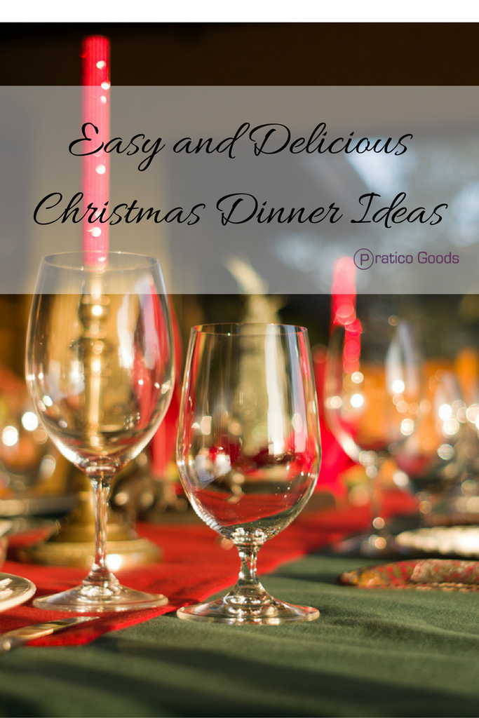 Easy and Delicious Christmas Dinner Ideas