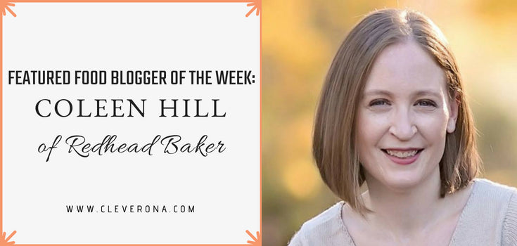 Featured Food Blogger of the Week: Coleen Hill of Redhead Baker