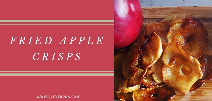 Fried Apple Crisps