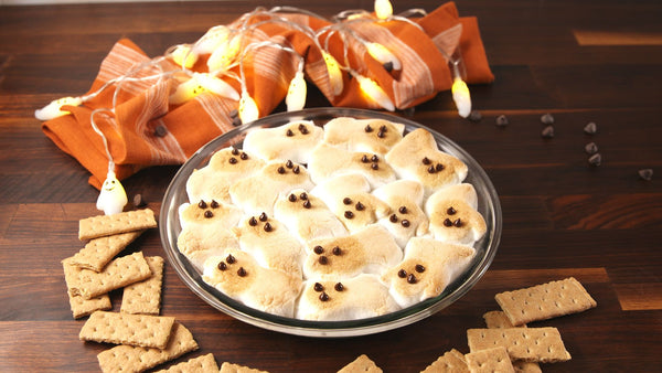Ghost S'mores Dip