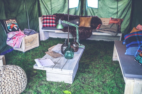 Glamping Ambience