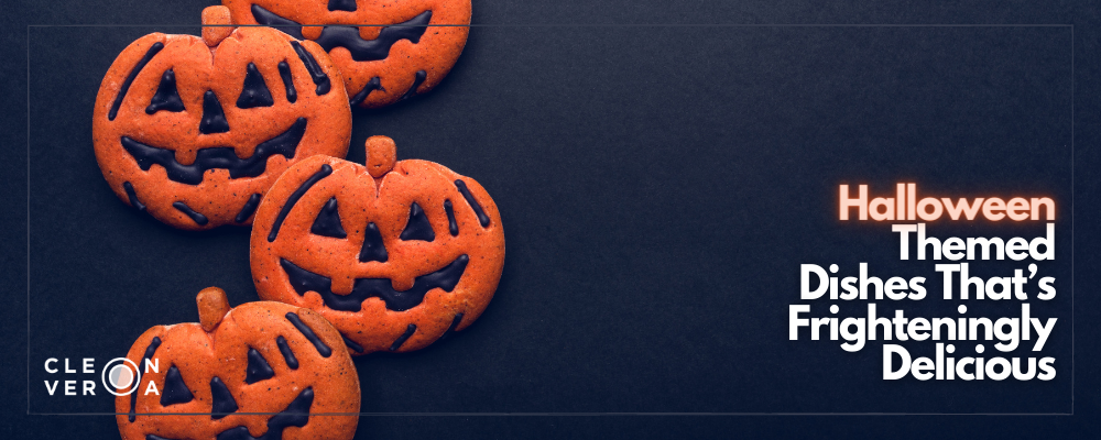 Halloween Themed Dishes That's Frighteningly Delicious