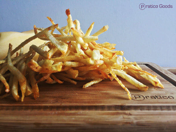 julienne fries