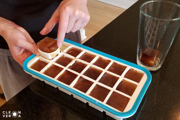 Kitchen Supplies - Silicone Ice Cube Tray