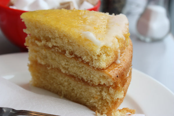 Lemon Orange Cake by Flickr