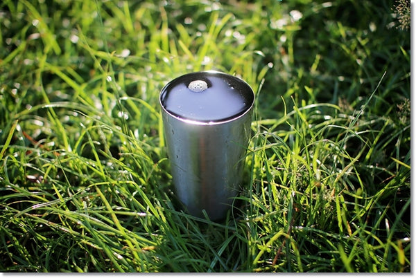 smooth edge stainless steel cups