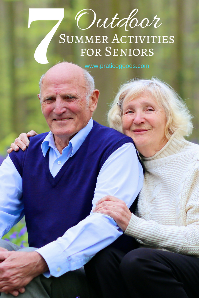 7 Outdoor Summer Activities for Seniors