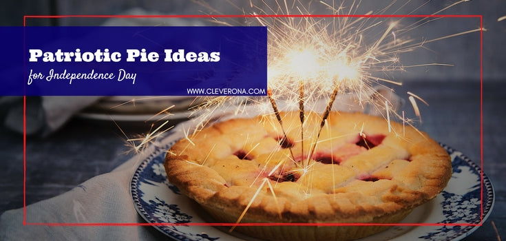 Patriotic Pie Ideas for Independence Day