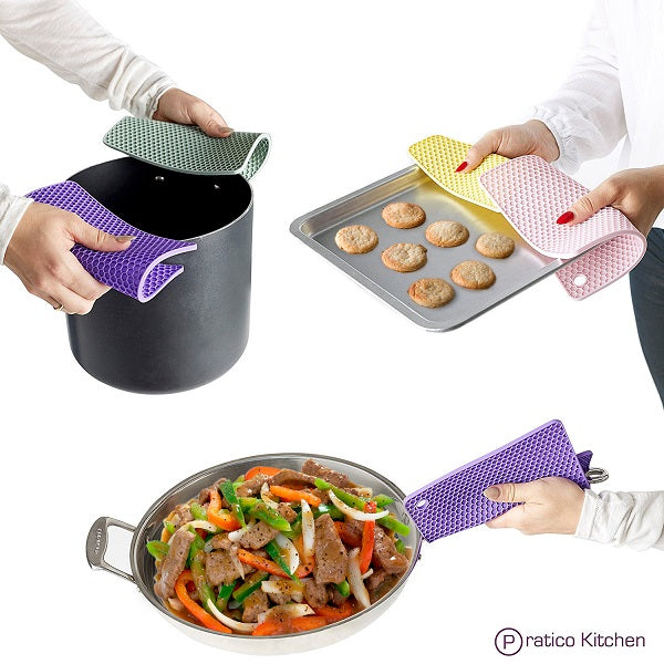 Great Silicone Pot Holder