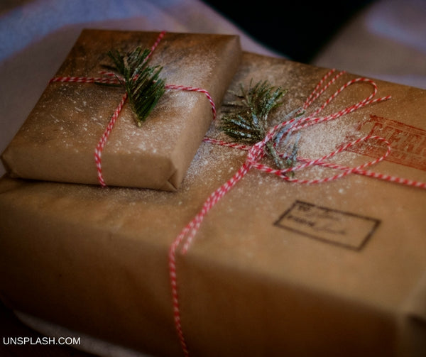 Sustainable gift-giving ideas