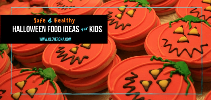 Safe and Healthy Halloween Food Ideas for Kids