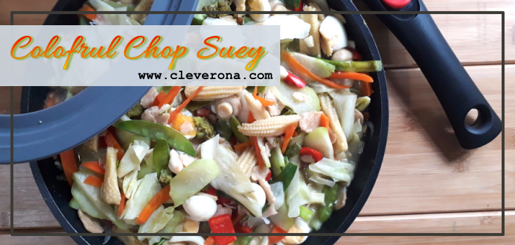 Colorful Chop Suey