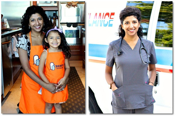 Sonali Ruder of The Foodie Physician