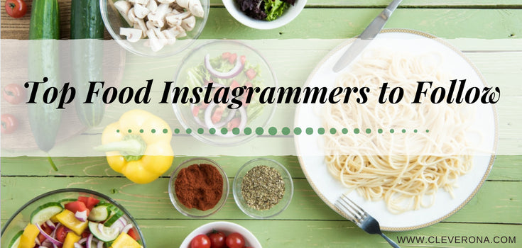 Top Food Instagrammers to Follow