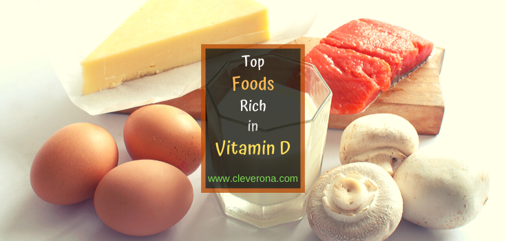 Top Foods Rich in Vitamin D