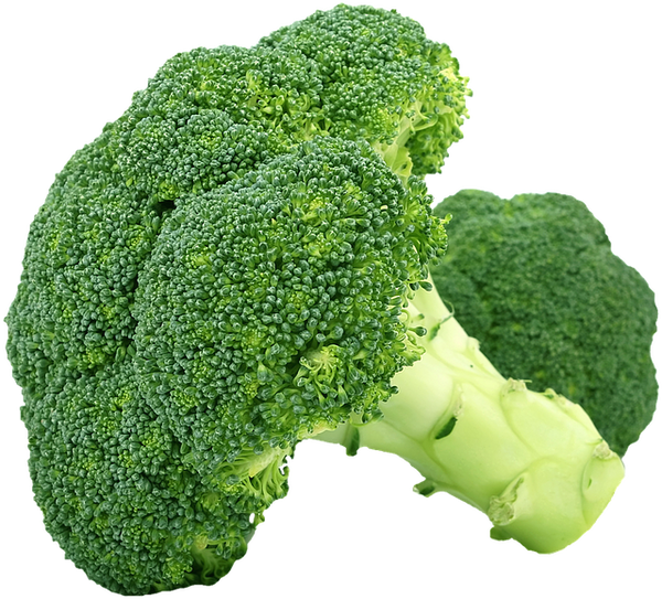 seasonal produce broccoli