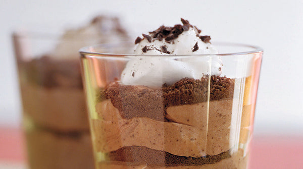 classic chocolate parfait