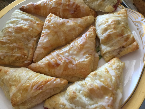 classic apple turnover