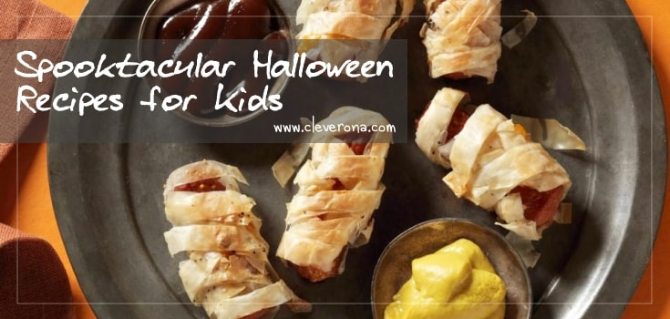 Spooktacular Halloween Recipes for Kids