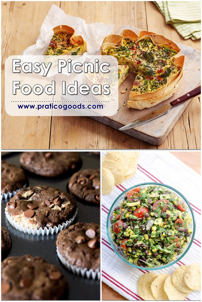 Easy Picnic Food Ideas